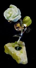 gr beige m - gr w al with peridot citrine jade b