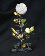 rose - blk gr 16 x 20