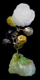 w q - gr al with gr  & peridot