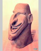 he who smiles 16 x 20